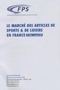 FPS - Le marché des articles de sports & de loisirs en france..