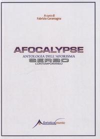 Frabizio Caramagna - Afocalypse - Antologia Dell'Aforisma Serbo Contemporaneo.