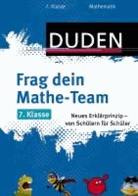 Frag dein Mathe-Team 7. Klasse - Neues Erklärprinzip - von Schülern für Schüler.