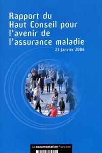 Fragonard - Rapport sur l'avenir de l'assurance maladie.