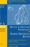 Maurice Carrez et Jean-Marc Olivier - Revue d'histoire nordique N° 1 et 2, décembre  : .