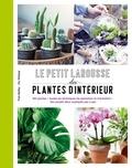 Fran Bailey et Zia Allaway - Petit Larousse des plantes d'intérieur - 180 plantes, toutes les techniques de plantation et d'entretien, des projets déco expliqués pas à pas.
