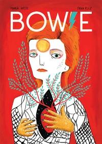 Fran Ruiz et Maria Hesse - Bowie - Une biographie.
