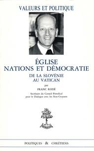 Galabria.be Eglise, Nations et Démocratie. - De la Slovénie au Vatican Image