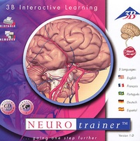 Anonyme - Neuro Trainer - CD ROM.