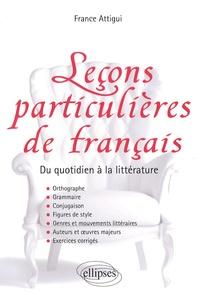 Leçons particulières de français - Du quotidien à la littérature.pdf