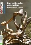 France bonsaï - Formation des genévriers à feuilles en forme d'écailles.