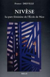 "France Delville - Nivèse - ""Miss Liberty""."