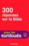 France-Empire - 350 réponses sur la Bible.