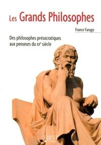 France Farago - Les Grands philosophes.