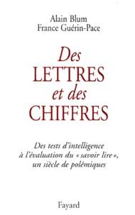 Des lettres et des chiffres. Des tests dintelligence à lévaluation du savoir lire.pdf