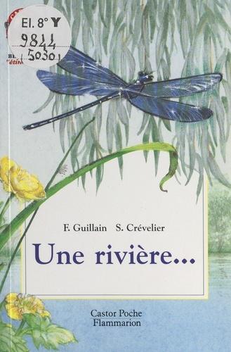 Une rivière...