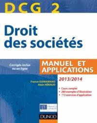 Era-circus.be DCG2 Droit des sociétés - Manuel et applications Image