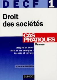 Checkpointfrance.fr DECF 1 Droit des sociétés - Cas pratiques Image