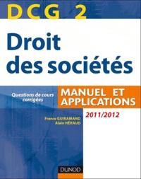 Droit des sociétés DCG 2 2011-2012 - Manuel et applications.pdf