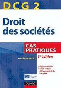 Histoiresdenlire.be Droit des sociétés DCG 2 - Cas pratiques Image