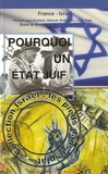 France-Israël et Philippe Juza-Rosinski - Pourquoi un Etat juif.