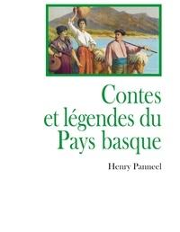 Henry Panneel - Contes du Pays basque.