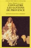 France Majoie-Le Lous - Connaître les santons de Provence.