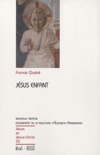 France Quéré - Jésus enfant.
