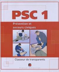 Deedr.fr Classeur de transparents PSC 1 - Prévention et secours civiques Image