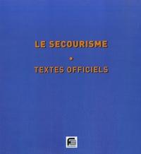 France Sélection - Le secourisme - Textes officiels.