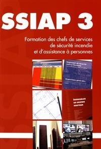 France Sélection - SSIAP 3 - Formation des chefs de service de sécurité incendie et d'assistance à personnes.