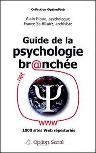 Feriasdhiver.fr Guide de la psychologie br@nchée Image