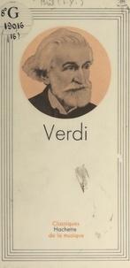France-Yvonne Bril et André Gauthier - Verdi.