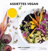 Frances Boswell - Assiettes vegan.
