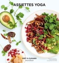 Frances Boswell - Assiettes yoga.