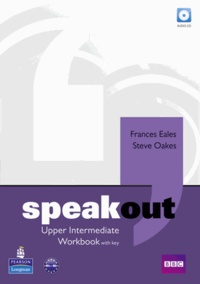 Bons livres télécharger ipad Speakout Upper Intermediate Workbook with Key and Audio CD Pack