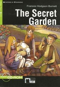 Frances Hodgson Burnett - The Secret Garden. 1 CD audio