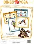 Frances Hutchinson - Bingo yoga pour les enfants, jeux et postures.