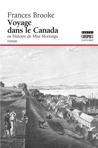 Voyage dans le canada ou histoire de Miss Montague