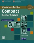 Frances Treloar - Compact Key for Schools - Workbook without answers. 1 CD audio