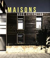 Francesc Zamora Mola - Maisons avec extension - Edition français-anglais-allemand-espagnol.
