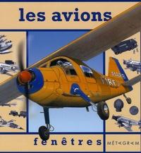 Francesca Baines - Les avions.