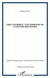 Lire lillisible : une approche de lanalyse des textes.pdf