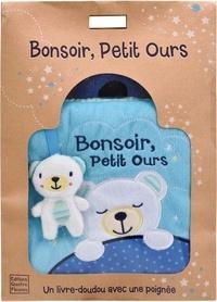 Francesca Ferri et Peggy Pâquerette - Bonsoir, petit ours.