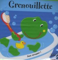 Histoiresdenlire.be Grenouillette - Livre-bain Image