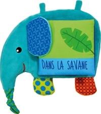 Francesca Ferri et Claire Allouch - Nathan l'éléphant et ses amis - Dans la savane.