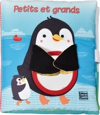 Francesca Ferri et Peggy Pâquerette - Petits et grands - Un livre-miroir.