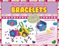 Francesca Ghidini - Plein d'idées pour créer des bracelets à la mode - Avec 1 livre, 15 bracelets et 60 accessoires.