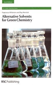 Alternative Solvents for Green Chemistry.pdf