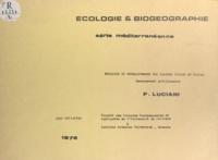 Francesca Luciani et Cl.-Ch. Mathon - Écologie du développement des plantes vivant en Sicile - Recensement préliminaire.