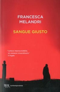 Sangue giusto - Francesca Melandri | Showmesound.org