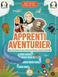 Francesca Rossi - Apprenti aventurier - Avec 8 plateaux de jeu, plus de 70 pions et un dé à détacher.