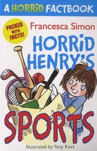 Histoiresdenlire.be Horrid Henry's Sports Image