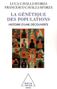 Histoiresdenlire.be La Génétique des populations - Histoire d'une découverte Image